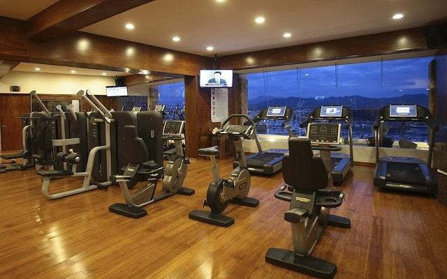 Hotel Sandos Finisterra Los Cabos All Inclusive Resort, gimnasio