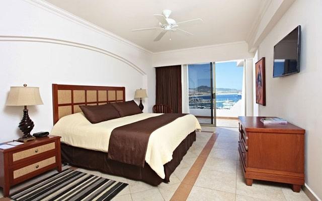 Hotel Sandos Finisterra Los Cabos All Inclusive Resort, habitaciones bien equipadas