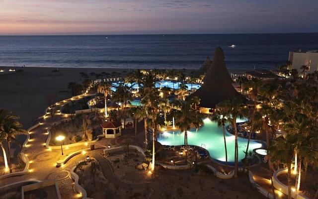 Hotel Sandos Finisterra Los Cabos All Inclusive Resort, noches inolvidables