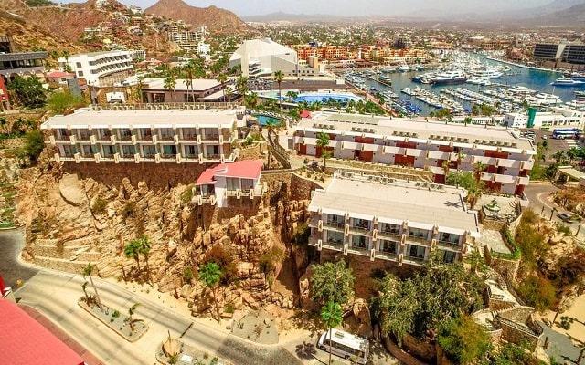 Hotel Sandos Finisterra Los Cabos All Inclusive Resort, buena ubicación