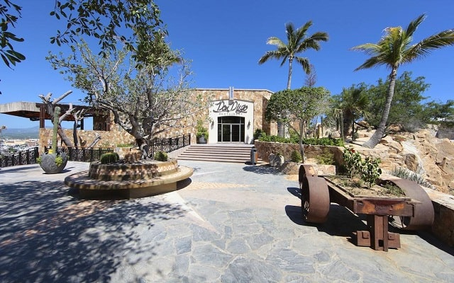 Hotel Sandos Finisterra Los Cabos All Inclusive Resort, Don Diego Lounge and Restaurant
