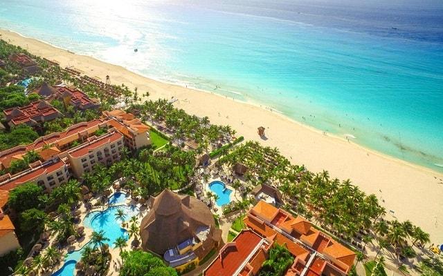 hotel sandos playacar beach resort and spa ofertas de. Black Bedroom Furniture Sets. Home Design Ideas