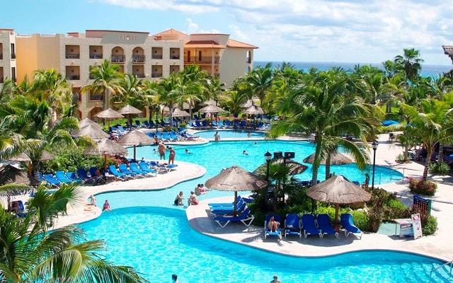Hotel Sandos Playacar Beach Resort Select Club All Inclusive, espacios llenos de confort