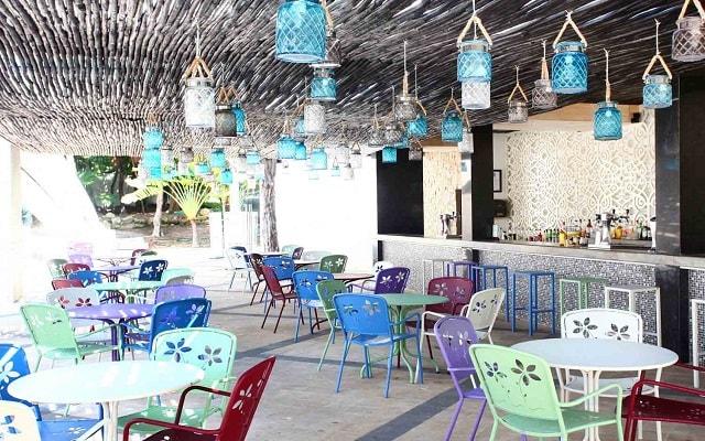 Hotel Sandos Playacar Beach Resort Select Club All Inclusive, sitios agradables