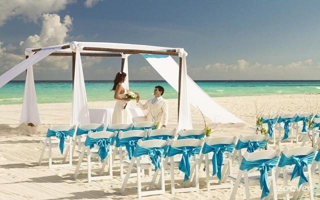 Hotel Sandos Playacar Beach Resort Select Club All Inclusive, facilidades nupciales