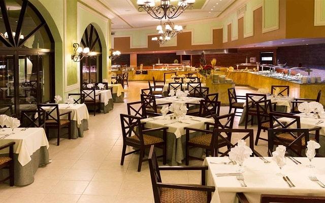 Hotel Sandos Playacar Beach Resort Select Club All Inclusive, Restaurante Buffet Il Piemonte