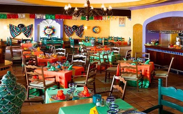 Hotel Sandos Playacar Beach Resort Select Club All Inclusive, Restaurante Riviera Maya