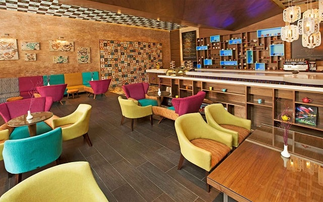 Hotel Sandos Playacar Beach Resort Select Club All Inclusive, Restaurante Cupcake Café