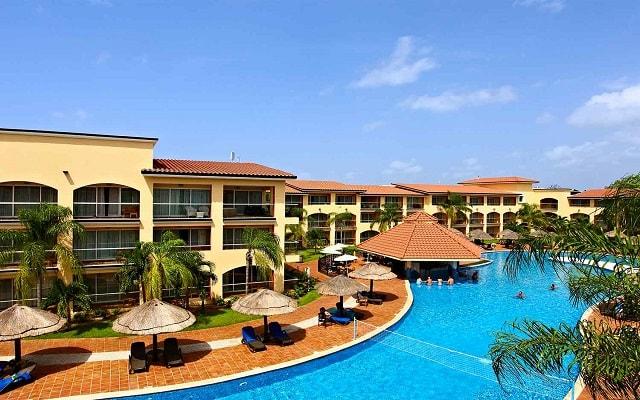 Hotel Sandos Playacar Beach Resort Select Club All Inclusive, alberca solo para adultos