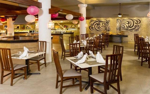 Hotel Sandos Playacar Beach Resort Select Club All Inclusive, Restaurante Grand Buffet El Festival