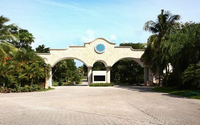 Hotel Sandos Playacar Beach Resort Select Club All Inclusive, buena ubicación