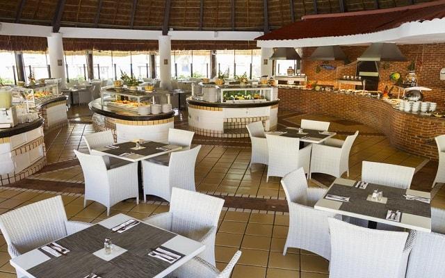 Hotel Sandos Playacar Beach Resort Select Club All Inclusive, Restaurante Iztapalapa