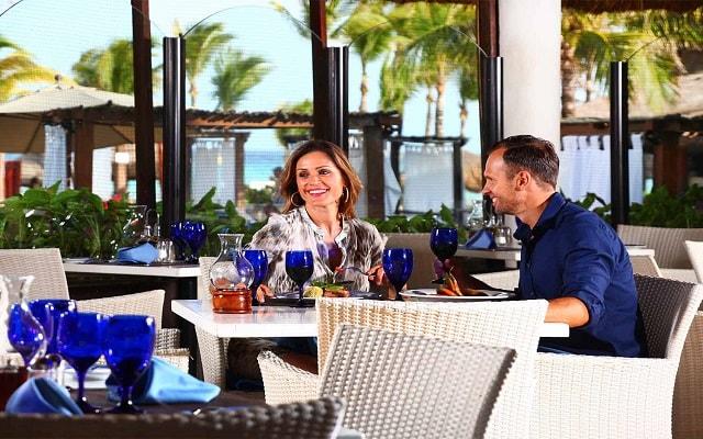 Hotel Sandos Playacar Beach Resort Select Club All Inclusive, Restaurante Mediterráneo