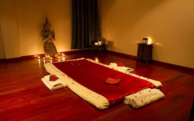 Hotel Sandos Playacar Beach Resort Select Club All Inclusive, permite que te consientan en el spa