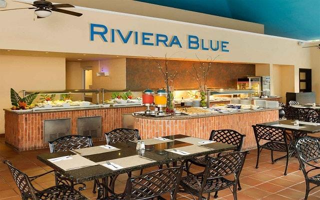 Hotel Sandos Playacar Beach Resort Select Club All Inclusive, Riviera Blue