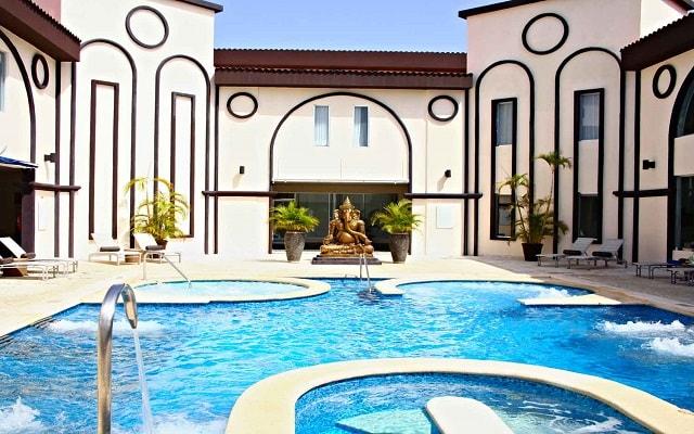 Hotel Sandos Playacar Beach Resort Select Club All Inclusive, spa de clase mundial