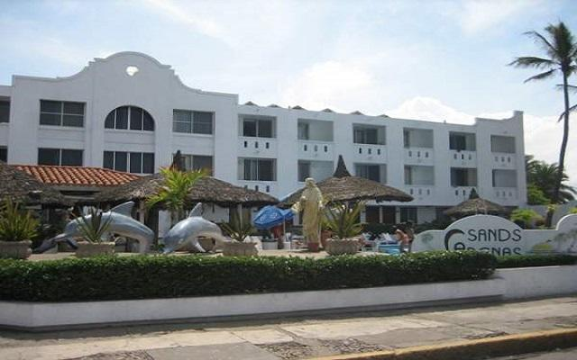 Hotel Sands Arenas en Malecón