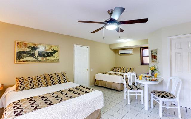 Habitación dos camas no reembolsable