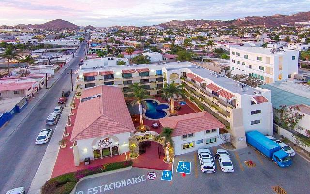 Hotel Santa Fe Cabo San Lucas en Cabo San Lucas