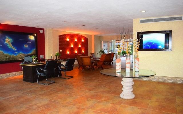 Hotel Santa Fe Loreto by Villa Group, atención personalizada desde el inicio de tu estancia