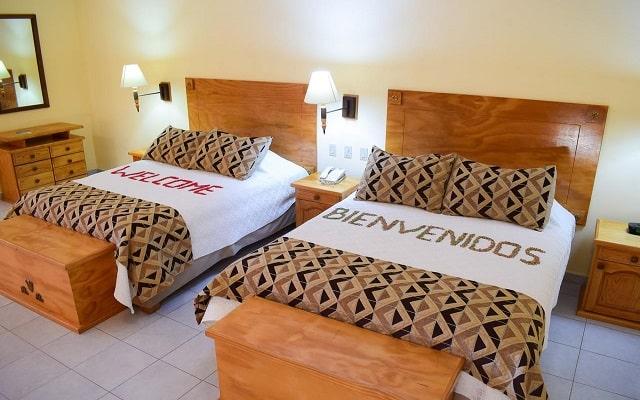 Hotel Santa Fe Loreto by Villa Group, buen servicio