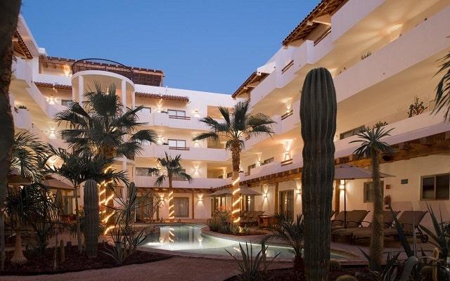 Hotel Santa Fe Loreto by Villa Group, sitio encantador