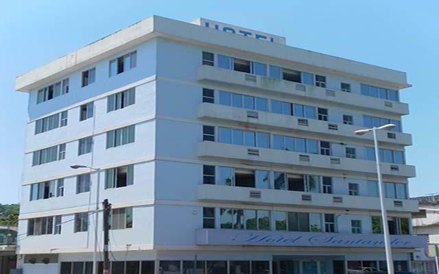 Hotel Santander en Poza Rica