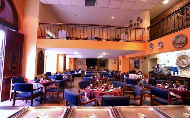 Hotel Santiago de Compostela, escenario ideal para tus alimentos