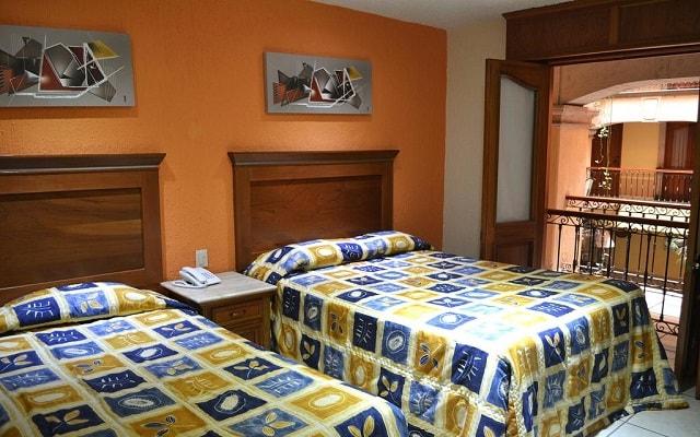 Hotel Santiago de Compostela, habitaciones cómodas y acogedoras
