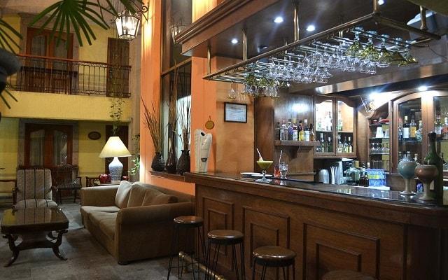 Hotel Santiago de Compostela, disfruta una copa en el bar