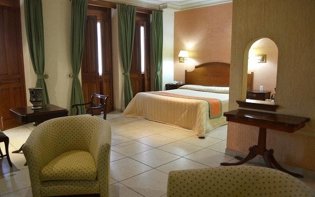 Hotel Santiago de Compostela, espacios diseñados para tu descanso
