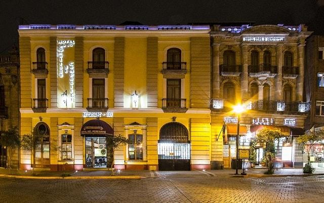 Hotel Santiago de Compostela en Guadalajara Ciudad