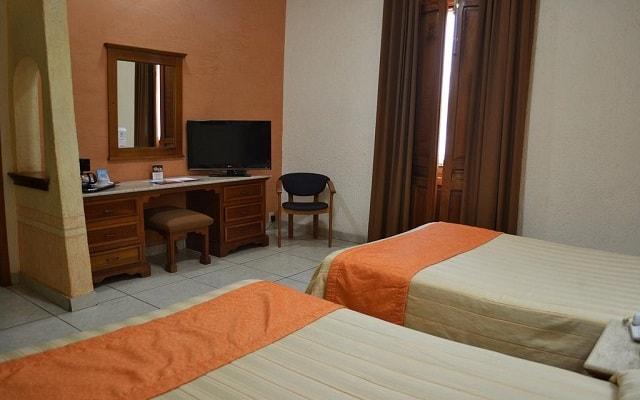 Hotel Santiago de Compostela, habitaciones bien equipadas