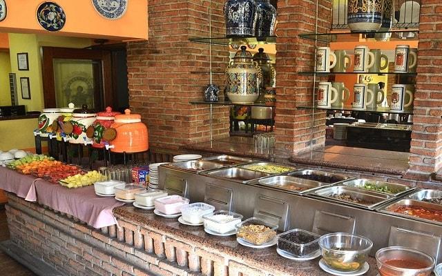 Hotel Santiago de Compostela, variado menú para tus alimentos