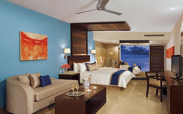Secrets Huatulco Resort and Spa, habitaciones con todas las amenidades