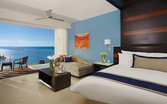 Secrets Huatulco Resort and Spa, amplias y luminosas habitaciones