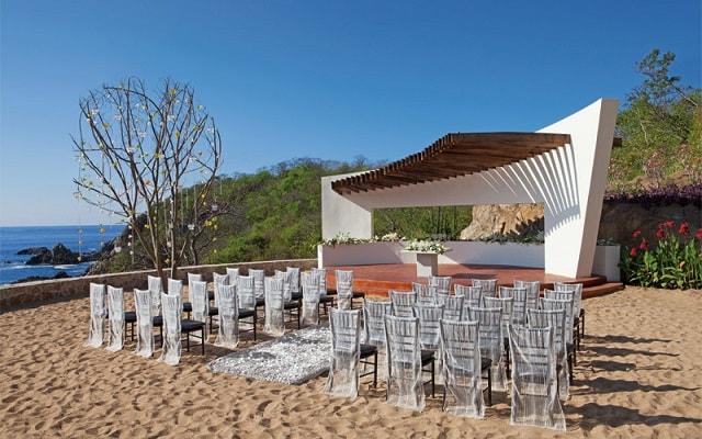 Hotel Secrets Huatulco Resort and Spa, tu boda como la imaginaste