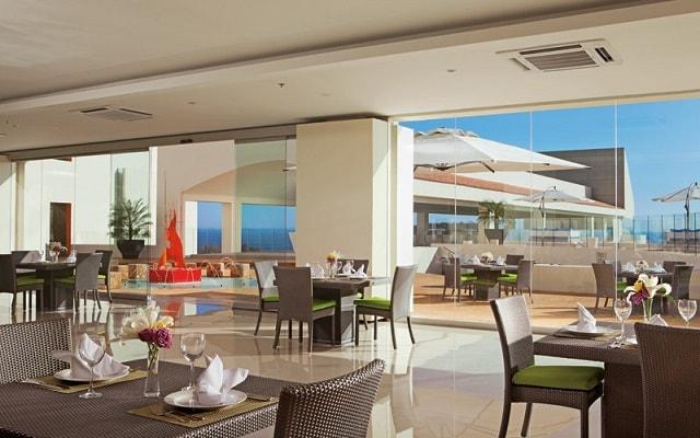 Hotel Secrets Huatulco Resort and Spa, plan de alimentos todo incluido