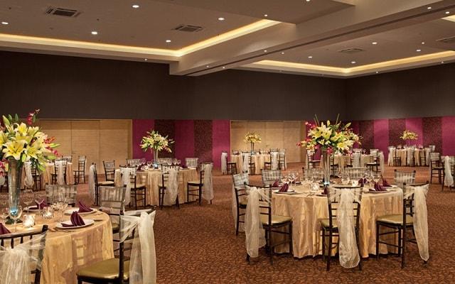 Hotel Secrets Huatulco Resort and Spa, salón de eventos