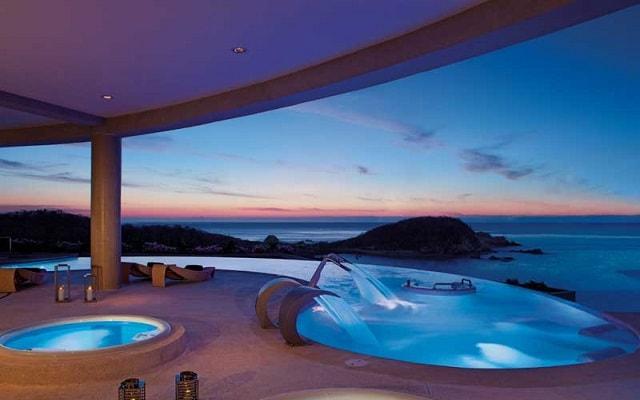 Hotel Secrets Huatulco Resort and Spa, permite que te consientan en el spa