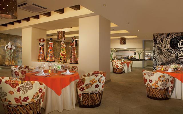 Secrets Huatulco Resort and Spa, buena propuesta gastronómica
