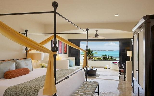 Hotel Secrets Maroma Beach Riviera Cancún, amplias y luminosas habitaciones