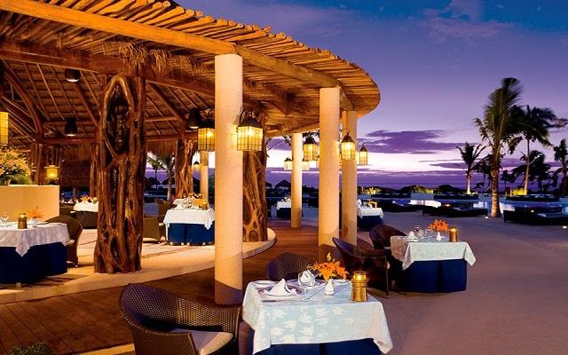 Hotel Secrets Maroma Beach Riviera Cancún, ambientes únicos