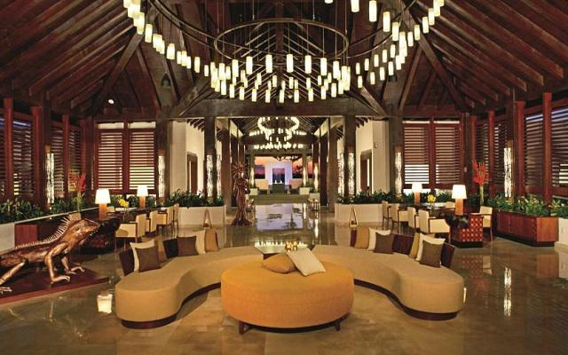 Hotel Secrets Playa Mujeres Golf and Spa Resort Todo Incluido - Solo Adultos, lobby