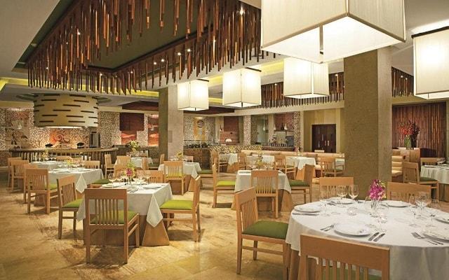Hotel Secrets Playa Mujeres Golf and Spa Resort Todo Incluido - Solo Adultos, sitio ideal para tus alimentos