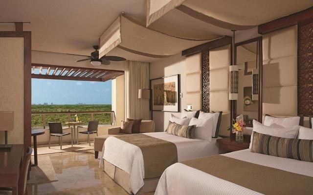 Hotel Secrets Playa Mujeres Golf and Spa Resort Todo Incluido - Solo Adultos, amplias y luminosas habitaciones
