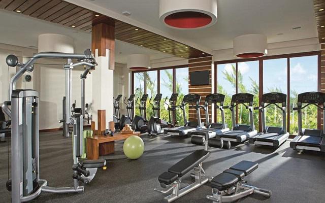 Hotel Secrets Playa Mujeres Golf and Spa Resort Todo Incluido - Solo Adultos, gimnasio