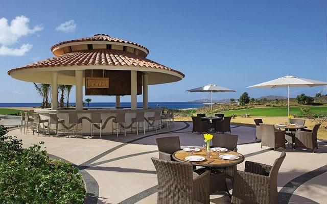 Hotel Secrets Puerto Los Cabos Golf & Spa Resort, Restaurante Barefoot Grill