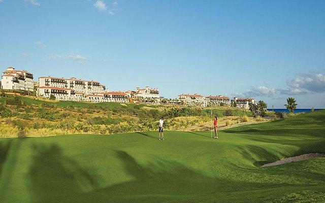 Hotel Secrets Puerto Los Cabos Golf & Spa Resort, ideal para los amantes del golf