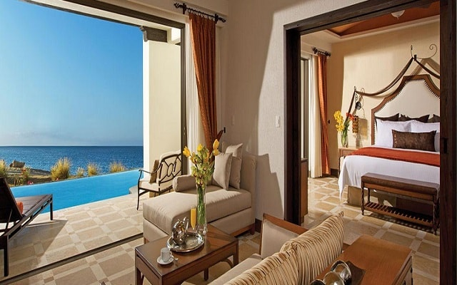Hotel Secrets Puerto Los Cabos Golf & Spa Resort, habitaciones bien equipadas